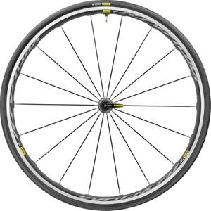 Mavic Ksyrium UST Tubeless Clincher Front Wheel