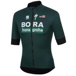 Sportful Bora Hansgrohe Fiandre Light Short Sleeve Jacket