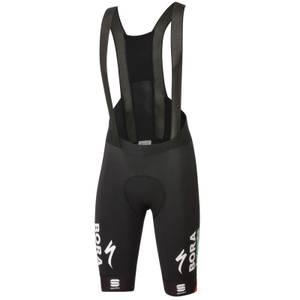 Sportful Bora Hansgrohe Fiandre No Rain Bib Shorts