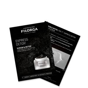 Filorga Scrub and Detox Cream Leaflet Sample 4ml