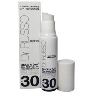 Dr. Russo Once a Day SPF30 Sun Protective Day Moisturiser 15ml