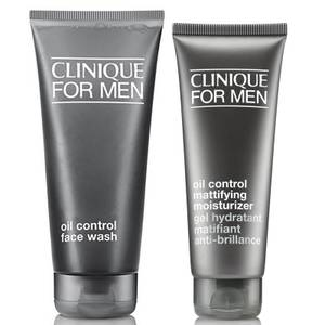 Clinique for Men Oily Skin Bundle
