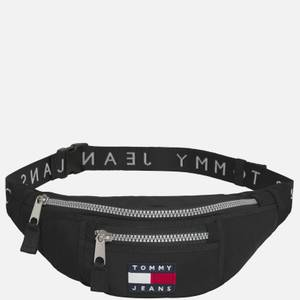 Tommy Jeans Men's TJM Heritage Bumbag - Black