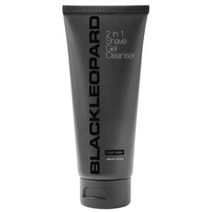 Black Leopard 2-in-1 Shave Gel Cleanser 100ml