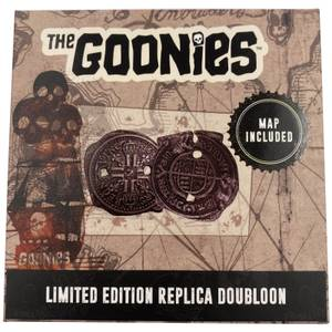 Officially Licensed Goonies Doubloon Limited Edition Replica - Zavvi Exclusive