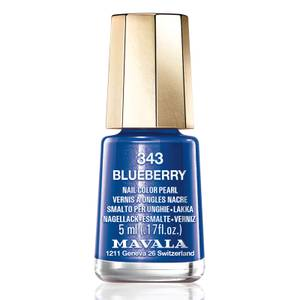 Mavala Blueberry Nail Polish 5ml