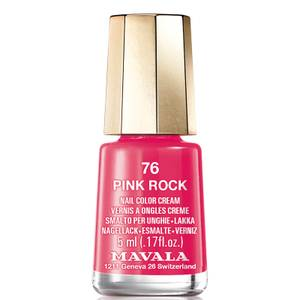 Mavala Pink Rock Nail Polish 5ml