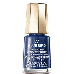 Mavala Blue Bird Nail Polish 5ml