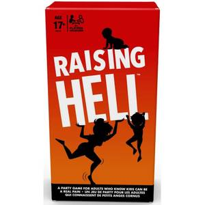 Raising Hell Kartenspiel für Erwachsene