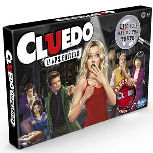 Cluedo Liars Edition Mystery Board Game