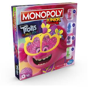 Monopoly Junior Trolls Board Game