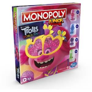Monopoly Junior Trolls Board Game
