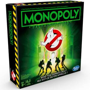 Monopoly Ghostbusters Board Game