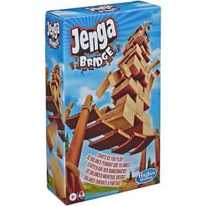 Jenga Bridge Game
