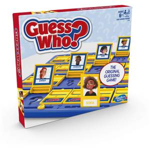 Guess Who Classic Board Game