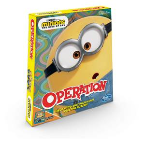 Minions 2 Operation Game