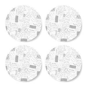 Snowtap Biscuits Coaster Set