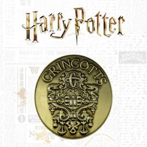 Harry Potter Limited Edition Medallion - Gringotts Crest