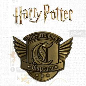 Harry Potter Limited Edition Medallion - Captain of the Gryfindor Team