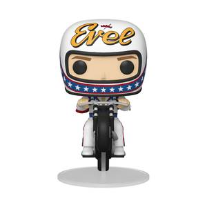 Evel Knievel su Moto Pop! Ride