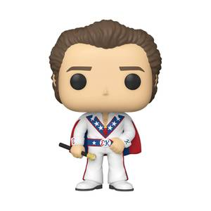Evel Knievel with Cape with Chase Funko Pop! Vinyl