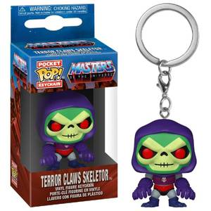 Masters of the Universe Skeletor with Terror Claws Pop! Portachiavi