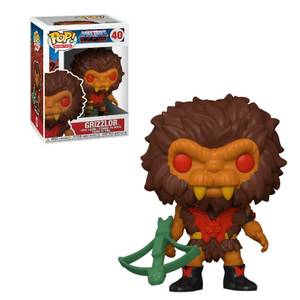 Masters of the Universe Grizzlor Figura Pop! Vinyl