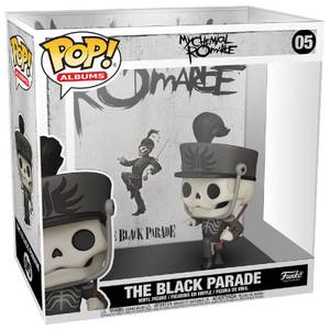 Figurine Pop! Album My Chemical Romance - The Black Parade