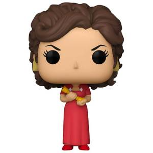 Clue Miss Scarlet with Candlestick Funko Pop! Vinyl
