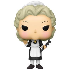 Clue Mrs White with Wrench Pipe Funko Pop! Vinyl