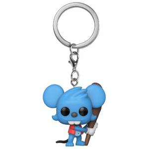 The Simpsons Itchy Pop! Keychain