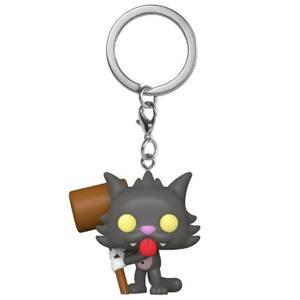 The Simpsons Scratchy Pop! Keychain
