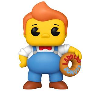 The Simpsons Lard Lad 6-Inch Pop! Vinyl Figure