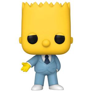 The Simpsons Mafia Bart Pop! Vinyl Figure