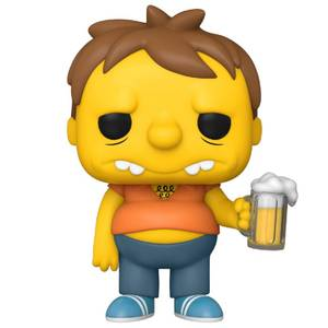The Simpsons Barney Pop! Vinyl Figure