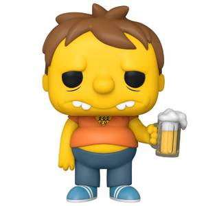 Figurine Pop! Barney - Les Simpson