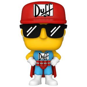 Figurine Pop! Duffman - Les Simpson