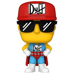 The Simpsons Duffman Pop! Vinyl Figure