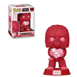 Star Wars Valentines Cupid Chewbacca Funko Pop! Vinyl