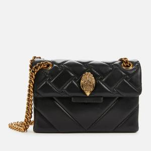Kurt Geiger London Women's Mini Kensington X Bag - Black/Comb