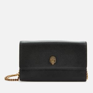 Kurt Geiger London Women's Kensington Chain Wallet - Black