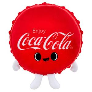 Coca-Cola Bottle Cap Funko Plush