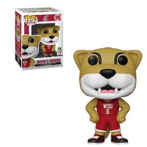 College Mascots WSU Butch T. Couga Funko Pop! Vinyl