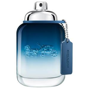 Coach Men's Blue Eau de Toilette 60ml