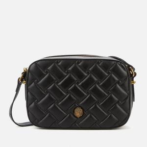 Kurt Geiger London Women's Richmond Quilt Bag - Black