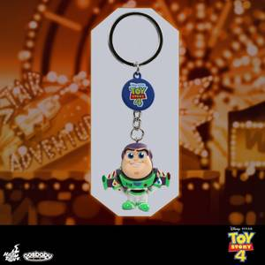 Hot Toys Cosbaby Toy Story 4 Buzz Lightyear Keychain
