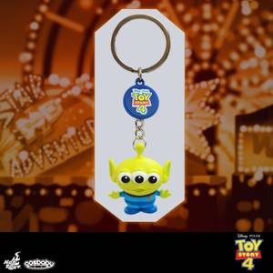 Hot Toys Cosbaby Toy Story Porte-clés Alien
