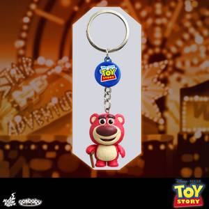 Hot Toys Cosbaby Toy Story Lotso Keychain