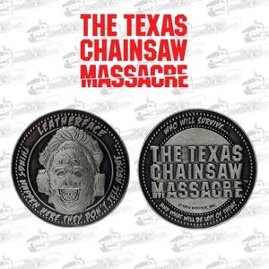 Texas Chainsaw Massacre Limited Edition Coin