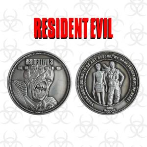 Resident Evil 3 Limited Edition Coin